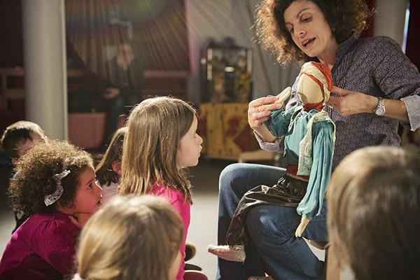Petites histoires de marionnettes William Beaucardet