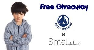 Free Giveaway Petit Bateau
