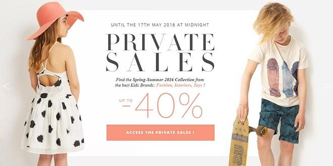 Smallable Private Sales