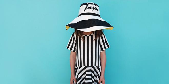 Kids Stripes Fashion