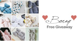Borny Free Giveaway