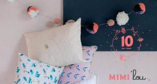Mimi'lou 10 ans