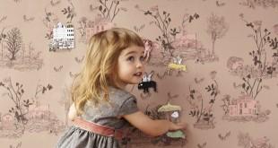 Etsy magnetic wallpaper