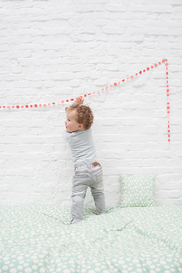 Trivia Baby Bedding