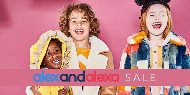 Alex and Alexa Sale
