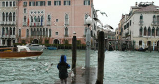 Venice Italy with Kids