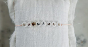 bracelet Bbuble pour maman