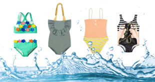 Girls swimwear