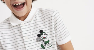 Lacoste x Mickey Mouse