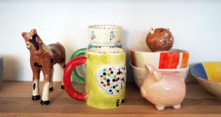Biscuit Atelier de peinture sur céramique