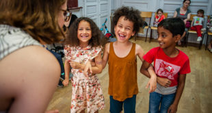 cours de theatre Paris Playhouse