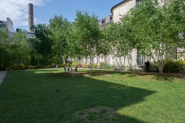 Jardin Rosiers Joseph Migneret