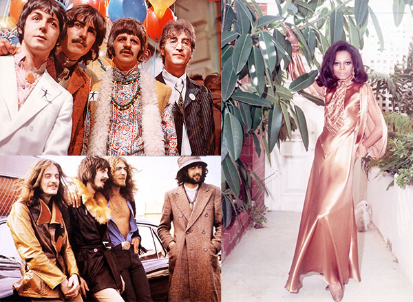 Inspiration et style 1970's