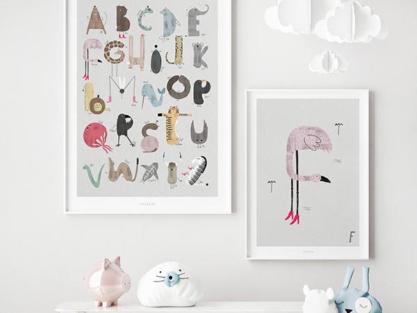 Typealive Art Print Poster