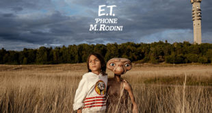 E.T. PHONE MINI RODINI
